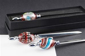 Va Bene Murano Glass Letter Opener : Gift   Core Store V3.0