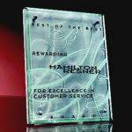 Glass-Mirror-Acrylic award plaques