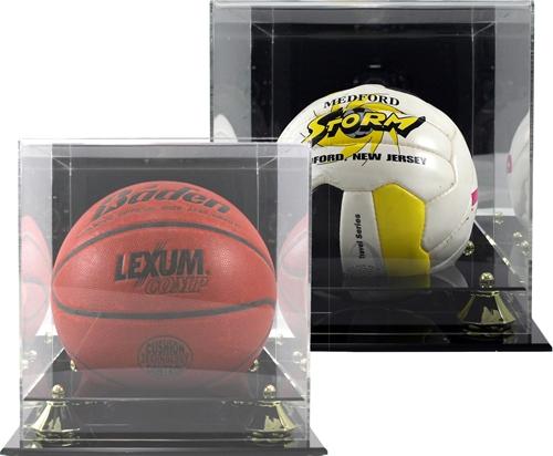 BASKETBALL /SOCCER BALL / VOLLEYBALL DISPLAY CASE